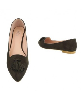 حذاء فلات
