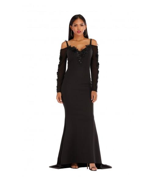 فستان طويل  للحفلات