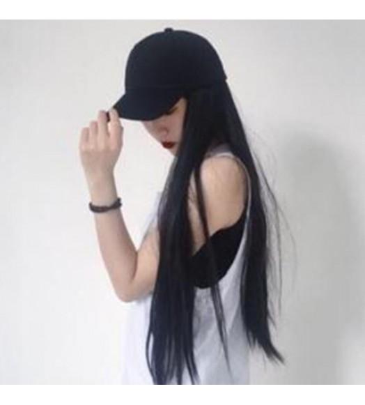 قبعه مع اكستينشن