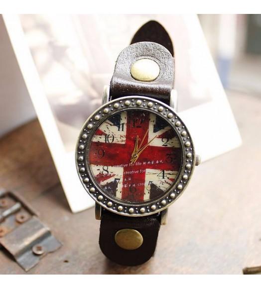 ساعة علم بريطانيا