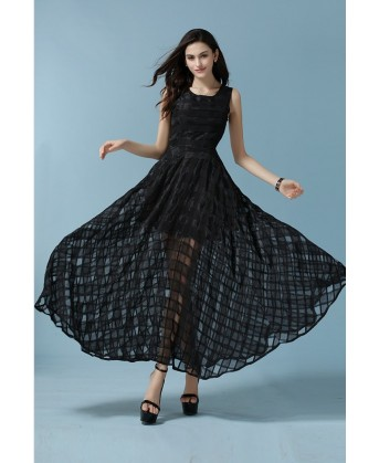 فستان طويل اندرلا