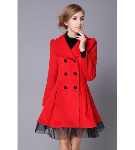 معطف  متعدد الطبقات