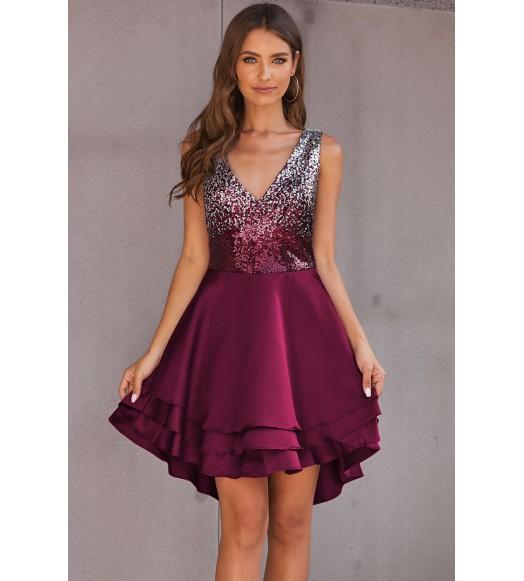 فستان سكيتر ترتر