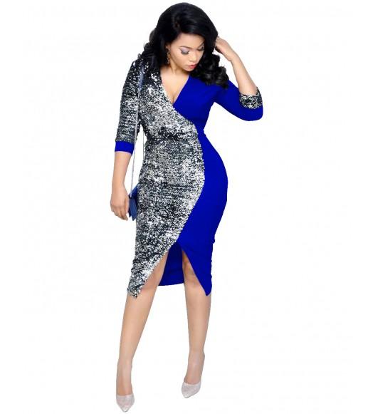 فستان ترتر