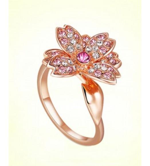 خاتم الزهرة كرستالي