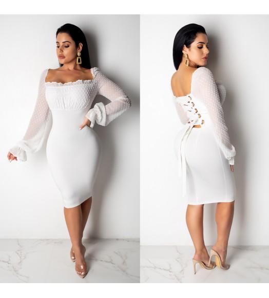 فستان يورسن عالجهتين