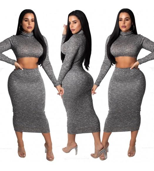 فستان بنسل عالجهتين ينلبس