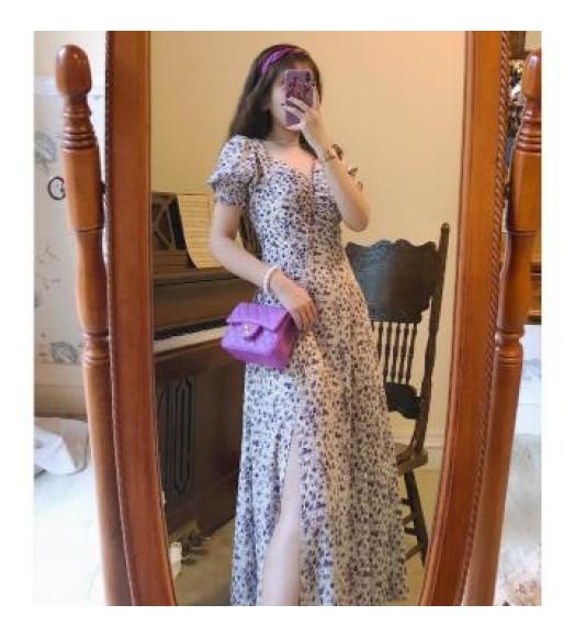 فستان طويل فلور