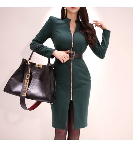 فستان + حزام