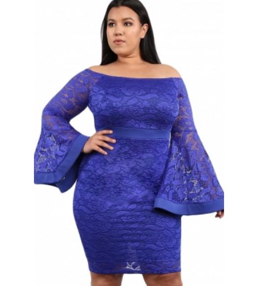 فستان بلس سايز كيبور