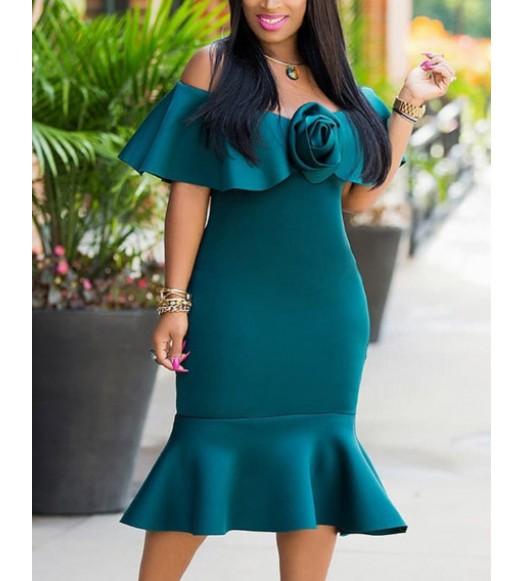 فستان فلور