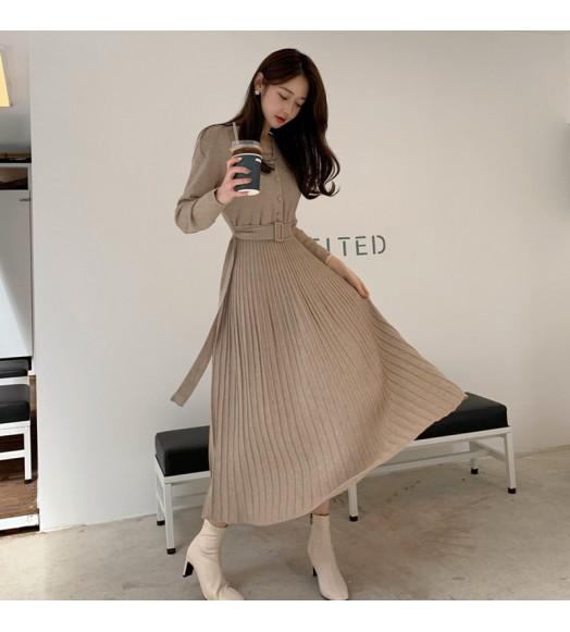 فستان حياكة
